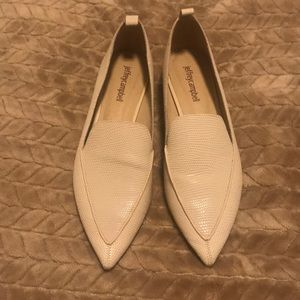Anthropologie Jeffrey Campbell Viona Loafers